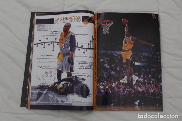 Coleccionismo deportivo: REVISTA GIGANTES DEL BASKET. EDICIÓN ESPECIAL RETIRADA KOBE BRYAN. (2016) BALONCESTO NBA. - Foto 8 - 56256719