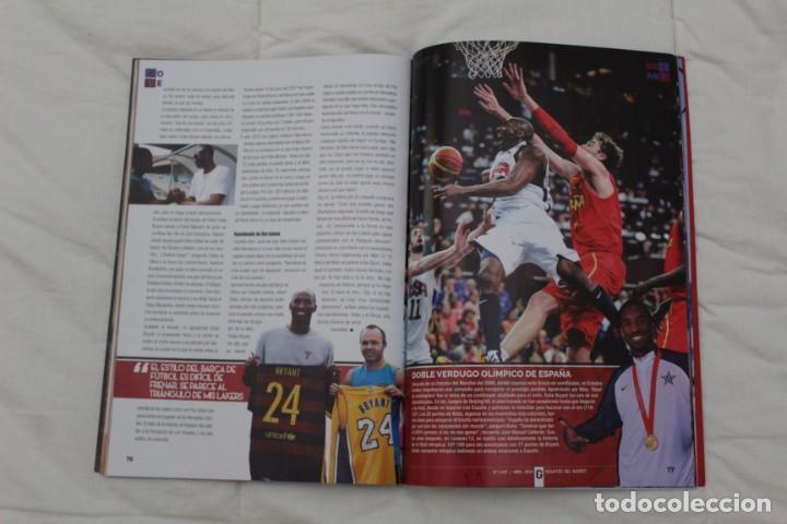 Coleccionismo deportivo: REVISTA GIGANTES DEL BASKET. EDICIÓN ESPECIAL RETIRADA KOBE BRYAN. (2016) BALONCESTO NBA. - Foto 15 - 56256719