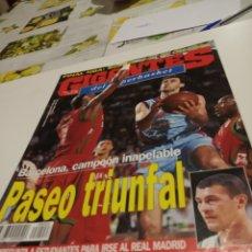 Coleccionismo deportivo: GIGANTES DEL BASKET N 553. Lote 206587640