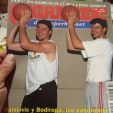 Coleccionismo deportivo: GIGANTES DEL BASKET N 557. Lote 206588298