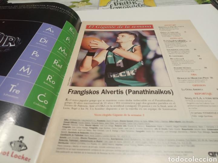 Coleccionismo deportivo: Gigantes del basket N 566 - Foto 2 - 206835558