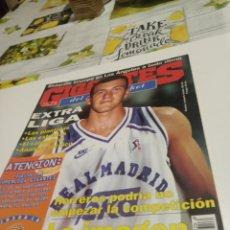 Coleccionismo deportivo: GIGANTES DEL BASKET N 566. Lote 206835558