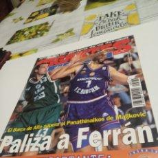 Coleccionismo deportivo: GIGANTES DEL BASKET N 570. Lote 206836298