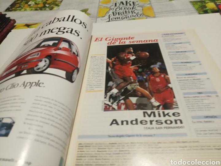 Coleccionismo deportivo: Gigantes del basket N 572 - Foto 2 - 206836451