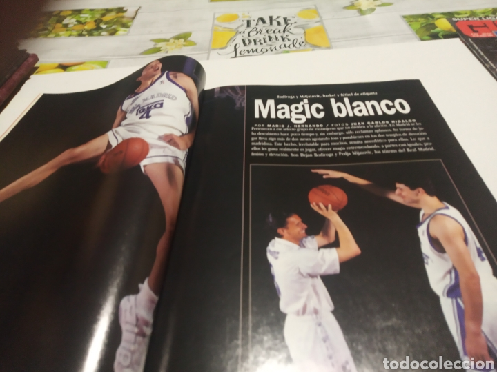 Coleccionismo deportivo: Gigantes del basket N 572 - Foto 4 - 206836451