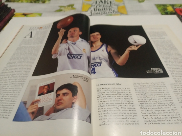 Coleccionismo deportivo: Gigantes del basket N 572 - Foto 5 - 206836451