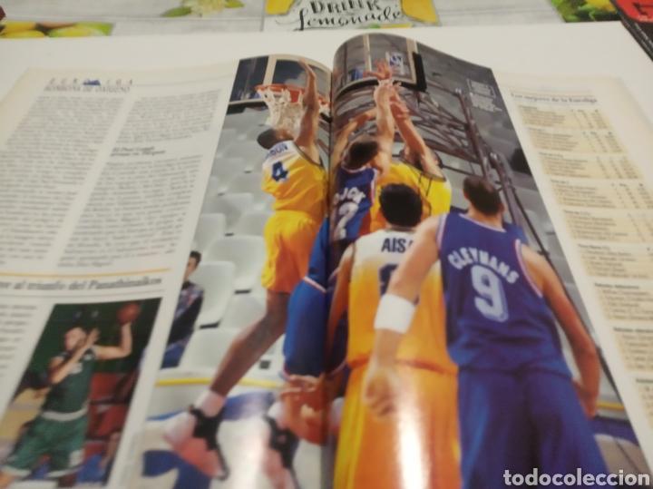 Coleccionismo deportivo: Gigantes del basket N 572 - Foto 6 - 206836451