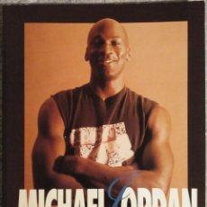 Coleccionismo deportivo: LIBRO AMERICANO ''MICHAEL JORDAN: A SHOOTING STAR'' (1994) - RAREZA. Lote 207249673