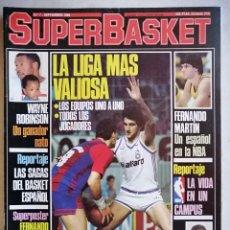 Coleccionismo deportivo: REVISTA DEPORTIVA SUPERBASKET NUMERO 7 -SEPTIEMBRE 1986. Lote 207278406