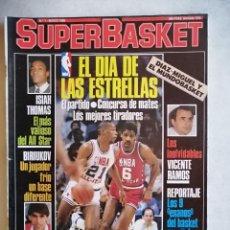 Coleccionismo deportivo: REVISTA DEPORTIVA SUPERBASKET NUMERO 1 -MARZO 1986. Lote 207279001