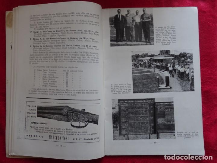 Coleccionismo deportivo: REVISTA DE CAZA, TIRO, CANINA Y PESCA, DIANA Nº 77 ARGENTINA MAYO 1946 - Foto 4 - 207473686