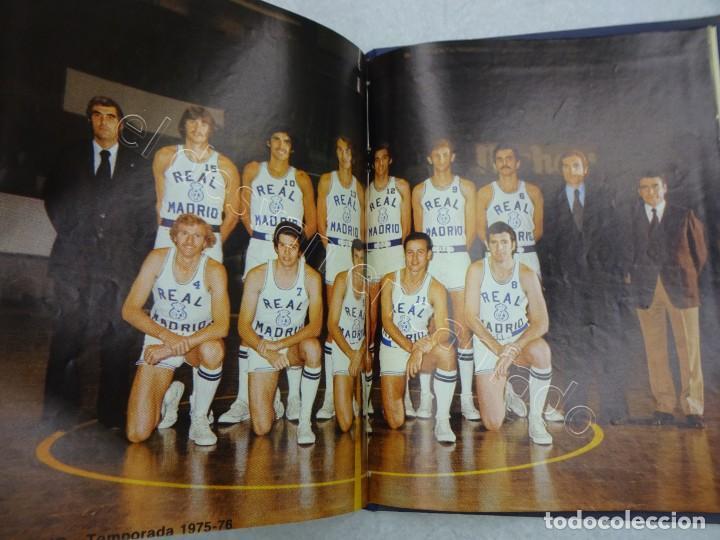 Coleccionismo deportivo: REBOTE. Revista de Baloncesto. Año 1975. Completo en un tomo - Foto 4 - 209233447