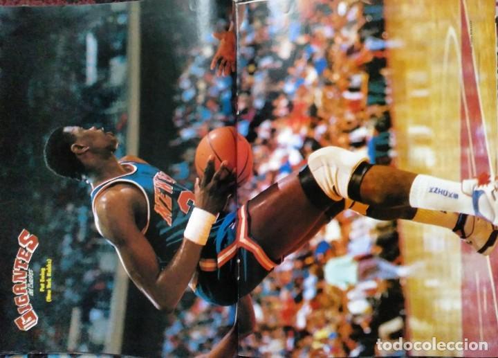 Coleccionismo deportivo: Colección de 115 de las 131 primeras revistas Gigantes del Basket (1985-88) + Especial Jordan - Foto 6 - 162988738