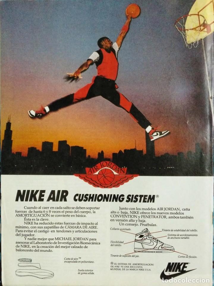 Coleccionismo deportivo: Colección de 115 de las 131 primeras revistas Gigantes del Basket (1985-88) + Especial Jordan - Foto 14 - 162988738
