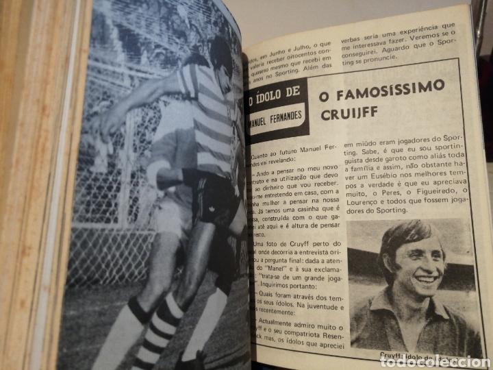 Coleccionismo deportivo: Tomo del 1 al 26 Selecçoes Desportivas - Foto 3 - 210377217