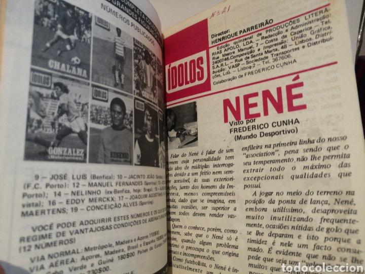 Coleccionismo deportivo: Tomo del 1 al 26 Selecçoes Desportivas - Foto 4 - 210377217