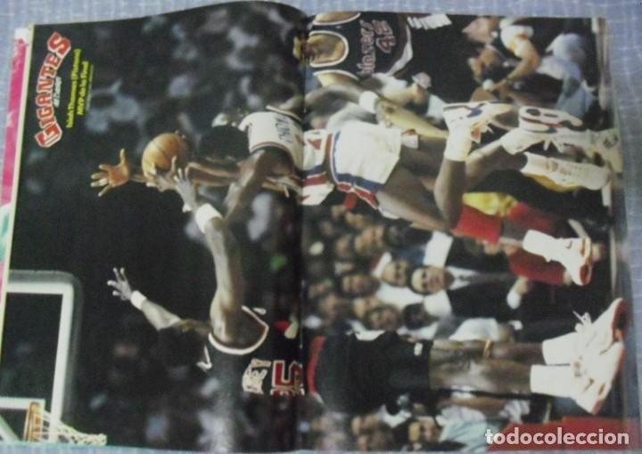 """Coleccionismo deportivo: Detroit Pistons - Revistas Gigantes, Superbasket y Revista NBA"""" - Campeones de 1990 y 2004 - Foto 3 - 203307278"""