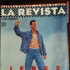 Coleccionismo deportivo: LA REVISTA (EL MUNDO). Nº 106, AÑO 1997.JEREZ. SCHUMACHER. OTRAS ESTRELLAS DE LA F1. Lote 210747804