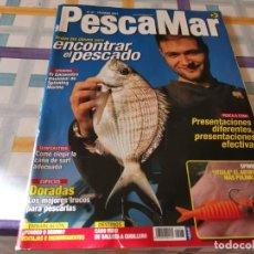 Coleccionismo deportivo: REVISTA PESCAMAR N°47 2007 DORADAS, PESCA A CEBO, III ENCUENTRO NACIONAL SPINNING MARINO. Lote 210777042