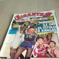 Coleccionismo deportivo: GIGANTES DEL BASKET N128. Lote 211491841