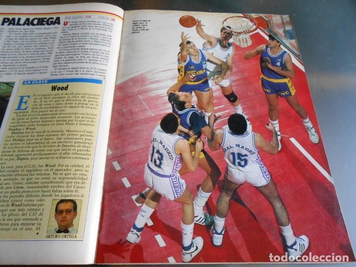 Coleccionismo deportivo: REVISTA BASKET 16, Nº 68 (22 de Enero de 1989), NORRIS, LA METRALLETA - NO POSTERS NI SUPLEMENTO - - Foto 8 - 211553986