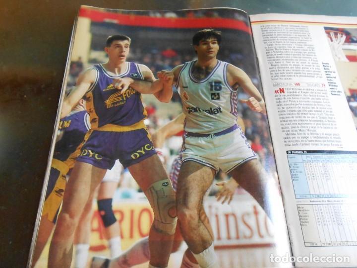 Coleccionismo deportivo: REVISTA BASKET 16, Nº 68 (22 de Enero de 1989), NORRIS, LA METRALLETA - NO POSTERS NI SUPLEMENTO - - Foto 9 - 211553986