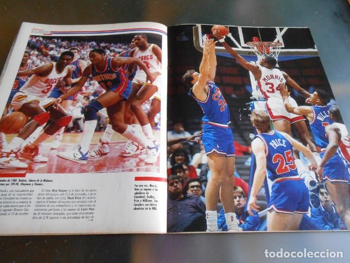Coleccionismo deportivo: REVISTA BASKET 16, Nº 68 (22 de Enero de 1989), NORRIS, LA METRALLETA - NO POSTERS NI SUPLEMENTO - - Foto 10 - 211553986