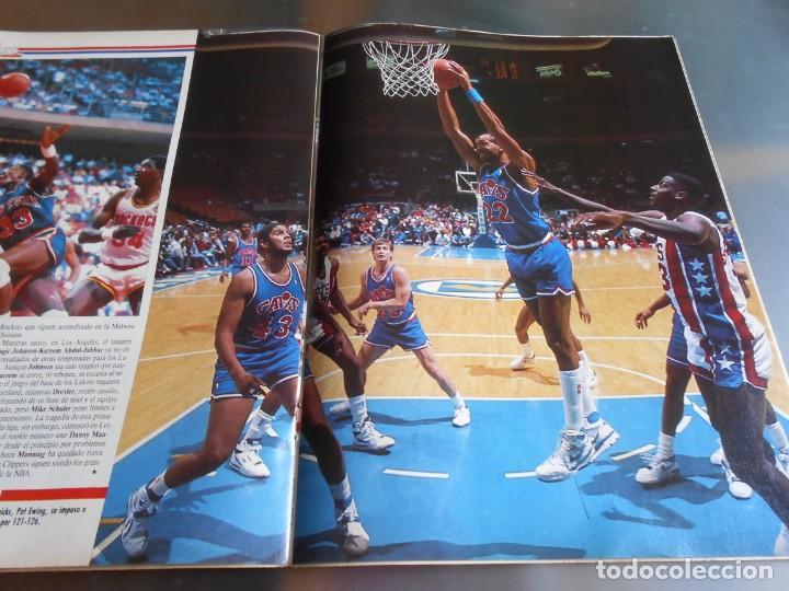 Coleccionismo deportivo: REVISTA BASKET 16, Nº 68 (22 de Enero de 1989), NORRIS, LA METRALLETA - NO POSTERS NI SUPLEMENTO - - Foto 12 - 211553986