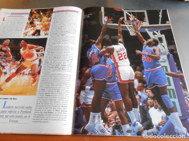 Coleccionismo deportivo: REVISTA BASKET 16, Nº 61 (4 de diciembre de 1988), WAITERS Y NORRIS PIENSAN COPA EUROPA - RECORTE - - Foto 9 - 211556602