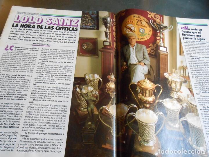 Coleccionismo deportivo: REVISTA BASKET 16, Nº 17 (31 de Enero de 1988), NBA: BATALA CAMPAL EN CHICAGO - Foto 8 - 211557487