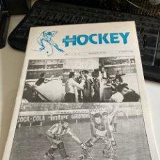 Coleccionismo deportivo: TODO HOCKEY. Lote 212545327