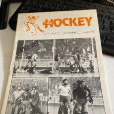 Coleccionismo deportivo: TODO HOCKEY. Lote 212546763