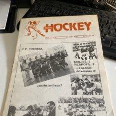 Coleccionismo deportivo: TODO HOCKEY. Lote 212547352