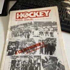 Coleccionismo deportivo: TODO HOCKEY. Lote 212548063