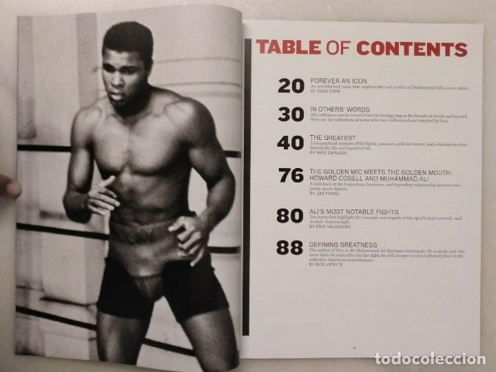 Coleccionismo deportivo: Especial sobre Muhammad Ali de la revista Mens Fitness (2016) - Cassius Clay - Foto 3 - 213991912