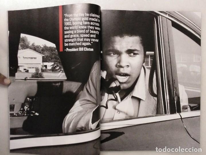 Coleccionismo deportivo: Especial sobre Muhammad Ali de la revista Mens Fitness (2016) - Cassius Clay - Foto 4 - 213991912