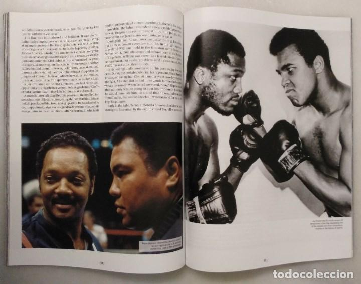 Coleccionismo deportivo: Especial sobre Muhammad Ali de la revista Mens Fitness (2016) - Cassius Clay - Foto 10 - 213991912