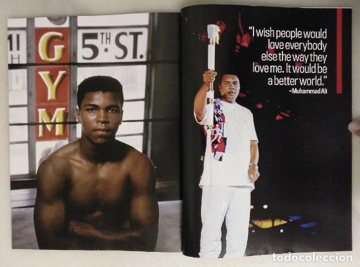 Coleccionismo deportivo: Especial sobre Muhammad Ali de la revista Mens Fitness (2016) - Cassius Clay - Foto 13 - 213991912
