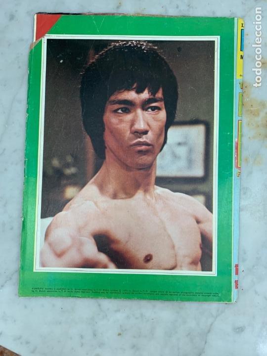 Coleccionismo deportivo: REVISTA POSTER KUNG-FU KUNGFU - NUMERO 26 - BRUCE LEE - Foto 2 - 214168761
