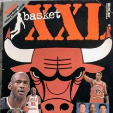 Coleccionismo deportivo: MICHAEL JORDAN - REVISTA ''XXL BASKET'' - ESPECIAL CHICAGO BULLS (1998) - THE LAST DANCE - NBA. Lote 56193251