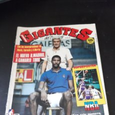 Coleccionismo deportivo: BALONCESTO GIGANTES DEL BASKET NO.89 (20 DE JULIO DE 1987) NBA. LOS MEJORES DEL AÑO. Lote 214983936
