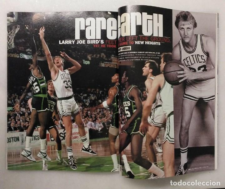 Coleccionismo deportivo: Revista Slam (septiembre 1998) - Michael Jordan - The last dance - NBA - Foto 4 - 215595487