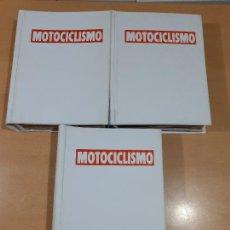 Coleccionismo deportivo: REVISTA MOTOCICLISMO - AÑO 1994 COMPLETO- 51 REVISTAS - VER FOTOS PORTADAS. Lote 215945808