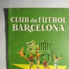 Coleccionismo deportivo: BOLETIN SECCIONES .C.F. BARCELONA 4O PAG. 1959 CM. Lote 215964741