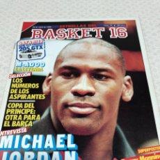 Coleccionismo deportivo: 1988 MICHAEL JORDAN ESPECIAL + DOBLE PÓSTER BASKET 16 N 29. Lote 216950015