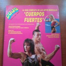 Collectionnisme sportif: DOJO - REVISTA ARTES MARCIALES - EXTRA Nº1008 - CUERPOS FUERTES - VER SUMARIO FOTOGRAFIADO. Lote 217457876