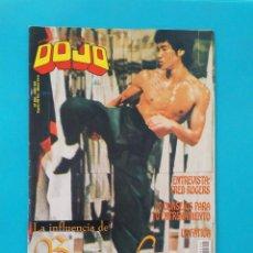 Coleccionismo deportivo: REVISTA DE ARTES MARCIALES DOJO Nº 208, LA INFLUENCIA DE BRUCE LEE EN LA VIDA DE SHANNON Y ROBERT. Lote 218051287