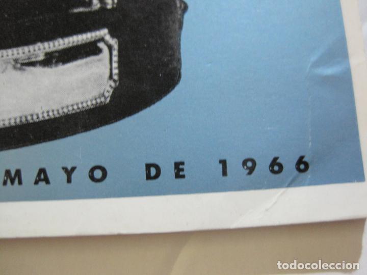 Coleccionismo deportivo: REAL CLUB DE TENIS BARCELONA-XXXIX CONCURS INTERNACIONAL-REVISTA TROFEO GODO 1966-VER FOTOS-(K-435) - Foto 2 - 218156331