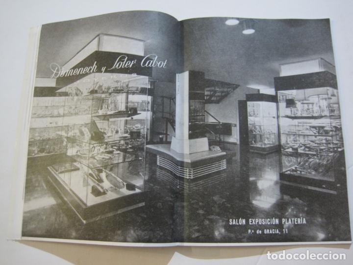 Coleccionismo deportivo: REAL CLUB DE TENIS BARCELONA-XXXIX CONCURS INTERNACIONAL-REVISTA TROFEO GODO 1966-VER FOTOS-(K-435) - Foto 9 - 218156331