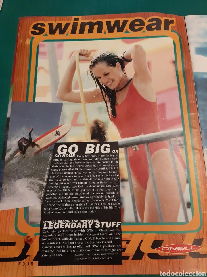 Coleccionismo deportivo: O NEILL REVISTA VINTAGE SURF NOSTALGIA - Foto 3 - 218181397